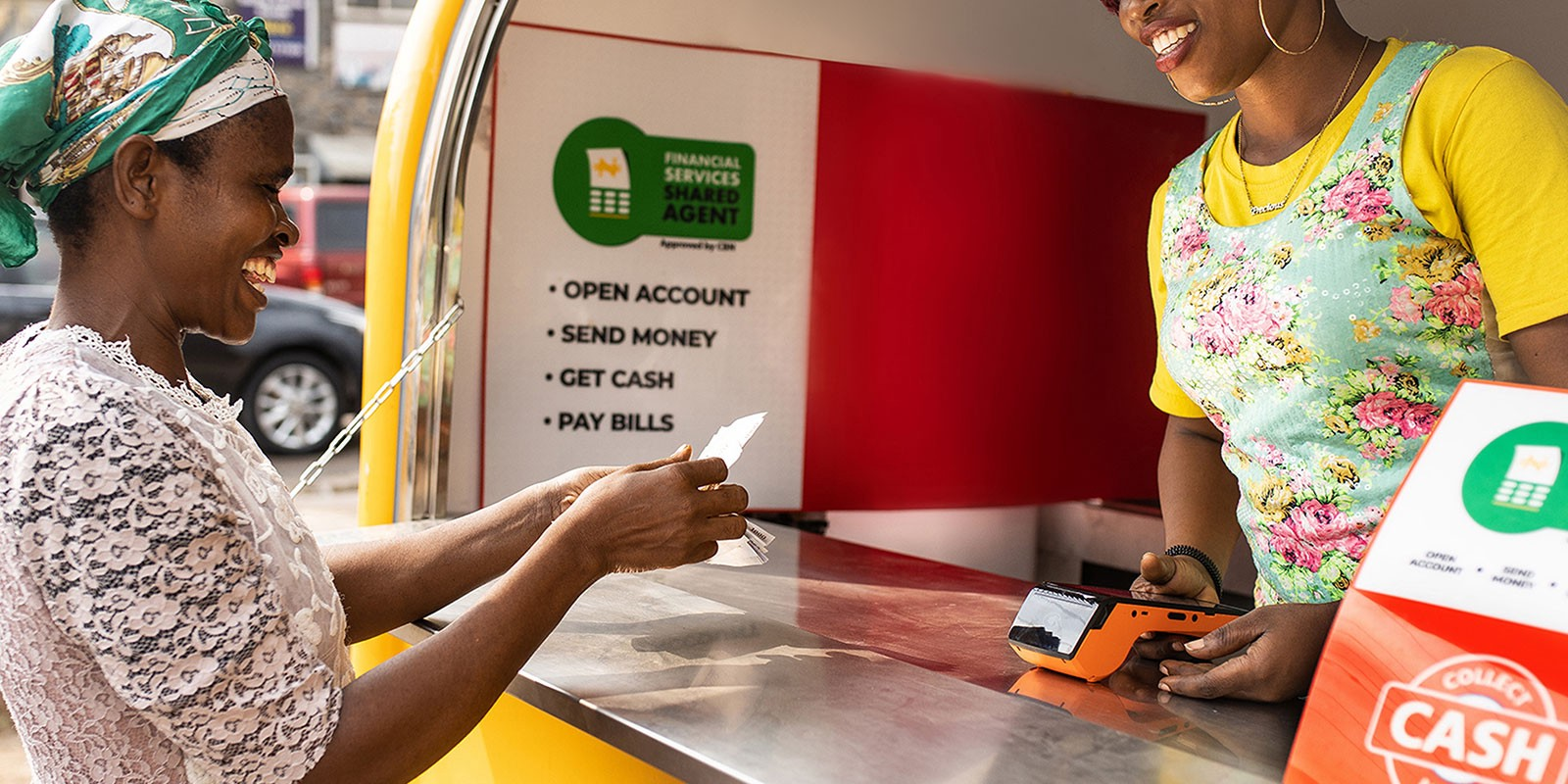 Quick Steps On How To Be A Mobile Money Agent In Nigeria